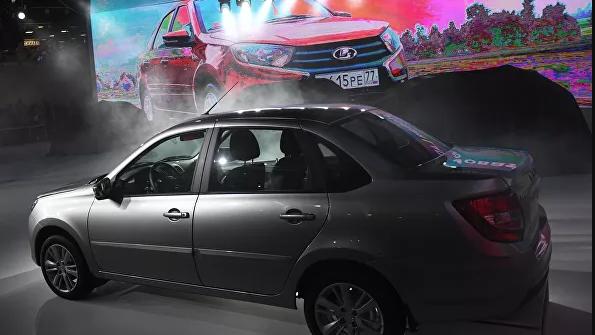 Стали известны цены на новую Lada Granta Drive Active