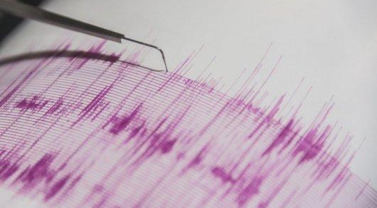 Жители Алматы снова ощутили  землетрясение
