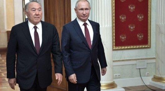 """После слов Путина """"Байтерек"""" переименуют в """"Назарбаевский старт"""""""