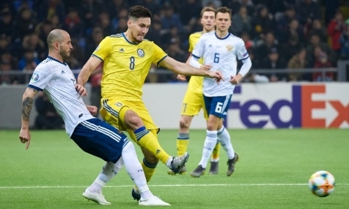 Россия — Казахстан: где, когда и во сколько смотреть трансляцию матча отбора ЕВРО-2020