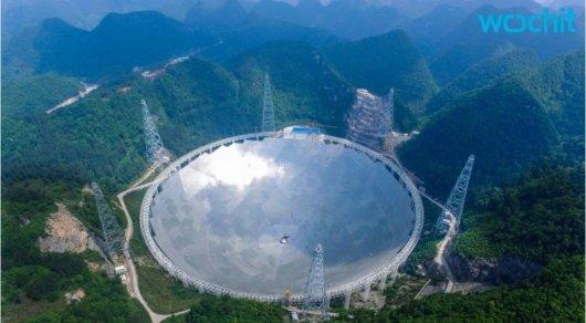 Ученые зафиксировали загадочные сигналы из космоса