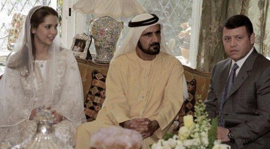 Король Иордании вмешался в судьбу сбежавшей с миллионами жены эмира Дубая