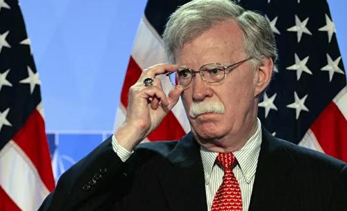 Трамп уволил советника по нацбезопасности Болтона