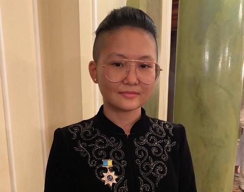 Казахстанская шахматистка стала кавалером ордена «Золотой мангуст»