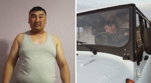 """""""Избитый"""" полицейскими в Павлодарской области инвалид оказался рецидивистом"""
