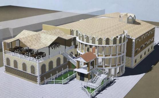 Оскандалившийся ресторан «Древний Рим» в Караганде выставлен на продажу