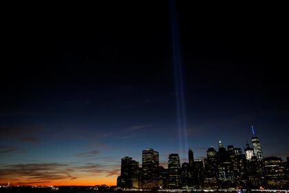 Рассекречено имя подозреваемого по делу о терактах 11 сентября