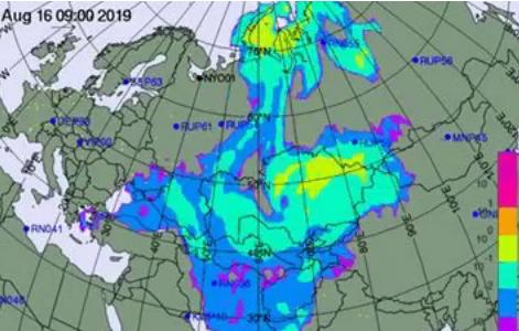 Слухи о распостранении радиоактивного облака над Казахстаном оказались фейком
