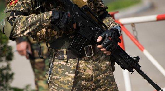 Перестрелка между военными произошла на границе Кыргызстана и Таджикистана