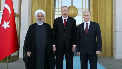 Идлиб и американские войска: итоги переговоров Путина, Эрдогана и Роухани