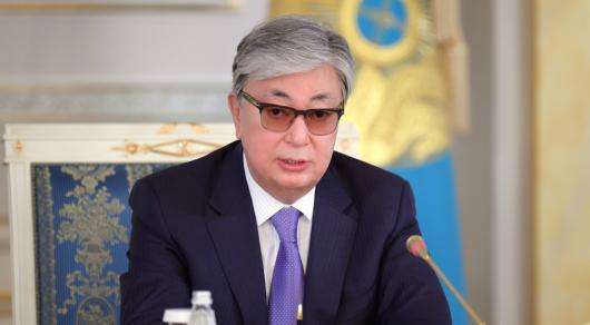 """Токаев призывает отказаться от термина """"оралман"""""""