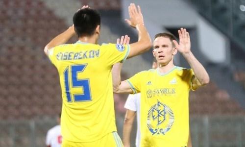 Прямая трансляция матча «Манчестер Юнайтед» — «Астана» в Лиге Европы