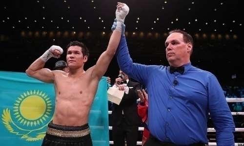 Стали известны сроки возвращения Данияра Елеусинова на ринг