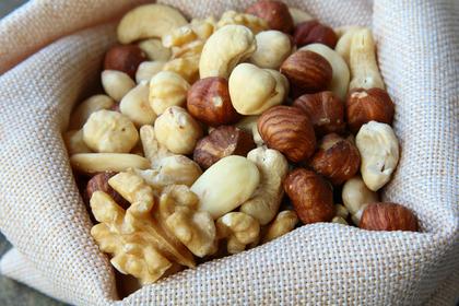 Орехи полезны в борьбе с ожирением