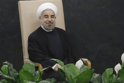 Президент Ирана обвиняет Израиль в поддержке ИГ