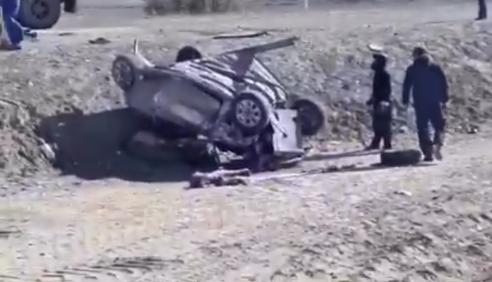 Житель Байганинского района погиб в аварии на трассе «Актобе - Астрахань»