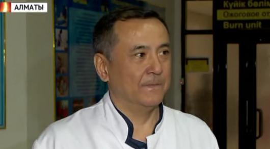 Арестованного в Алматы главврача отпустили под подписку о невыезде