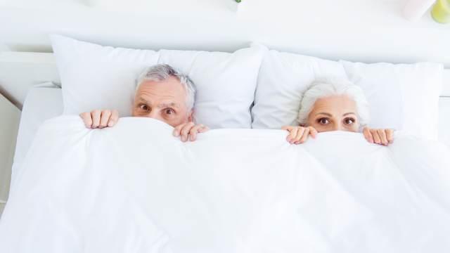 Ученые заявили о пользе секса в пожилом возрасте