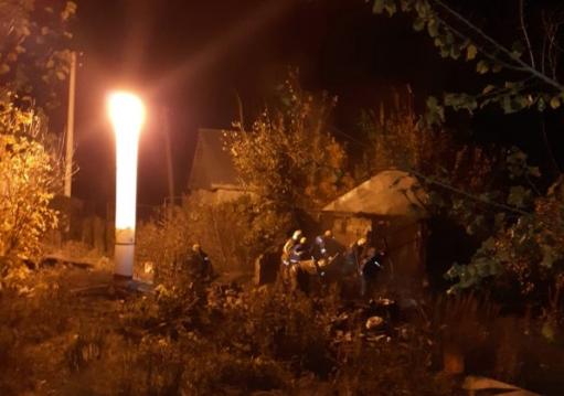 Двое взрослых и ребенок погибли в пожаре в Уральске