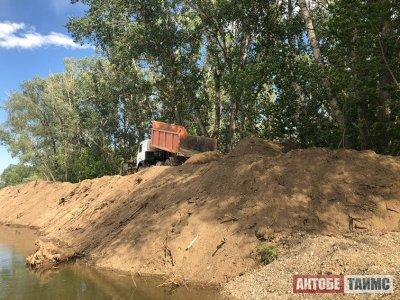 Реки расширили - теперь Актобе грозит новый паводок