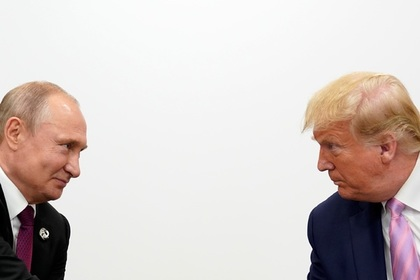 Белый дом заподозрили в сокрытии разговоров Трампа с Путиным