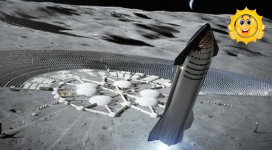 Илон Маск представил корабль, способный доставлять грузы на Луну и Марс