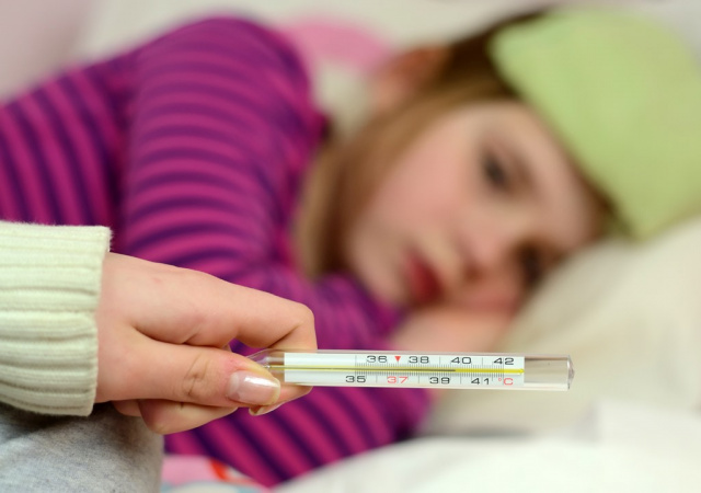 Медики рассказали, чем отличается грипп от ОРВИ