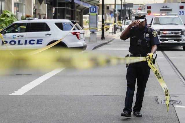 Стрельба в Техасе:  пять человек погибло, двадцать ранено