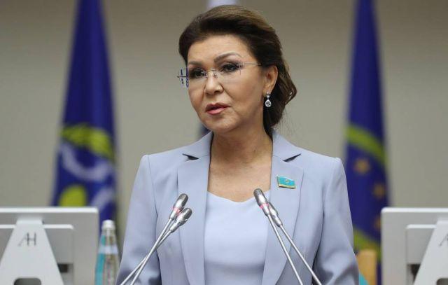 Дарига Назарбаева избрана на должность председателя Сената республики