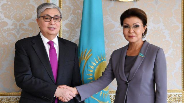 Дарига Назарбаева высказалась о Послании Президента
