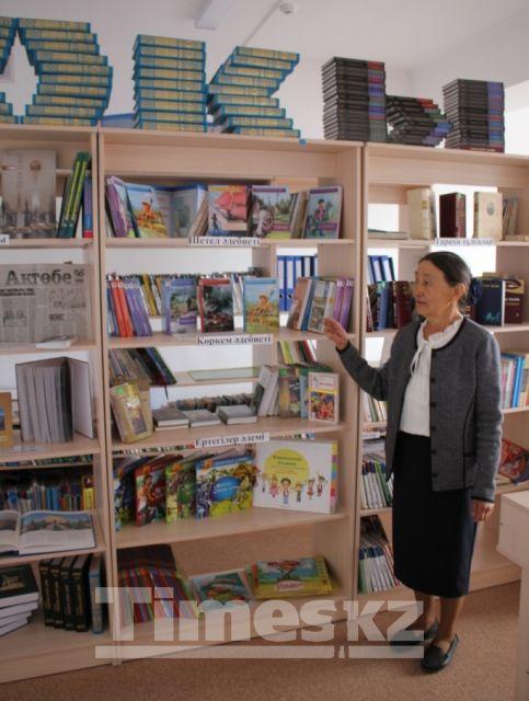 Еще две новые школы открыли в Актюбинской области