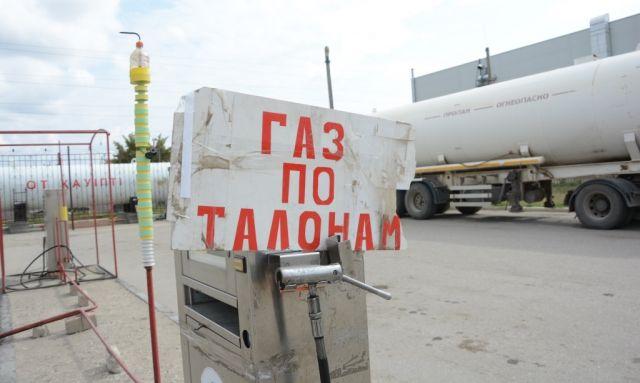 В Актобе снова нет газа в свободной продаже