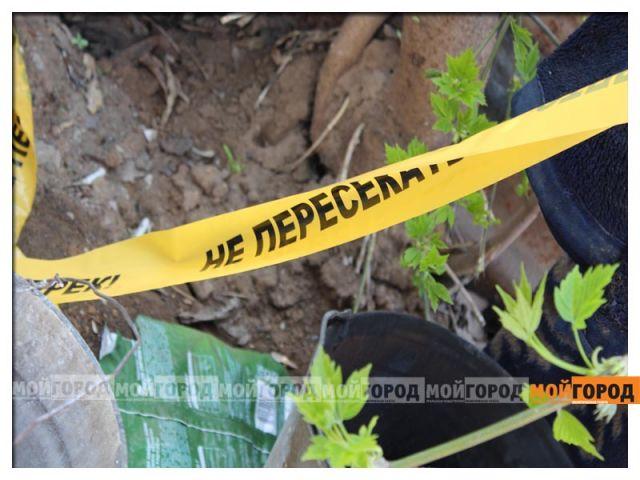 Труп женщины  обнаружили в лесополосе в ЗКО