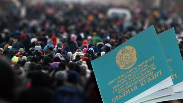 С 1991 года в Казахстан вернулись и получили статус оралмана 307,3 тыс. семей или 1,046 млн этнических казахов