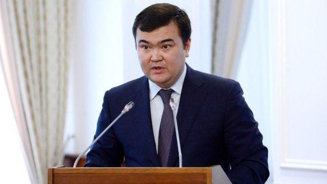 Женис Касымбек: За счет казахстанско-китайских проектов будет создано 20 тысяч рабочих мест