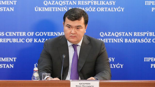 Женис Касымбек: на казахстанско-китайских предприятиях 95% рабочих будут граждане Казахстана