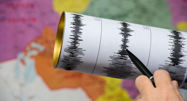 На границе Казахстана и Кыргызстана произошло землетрясение