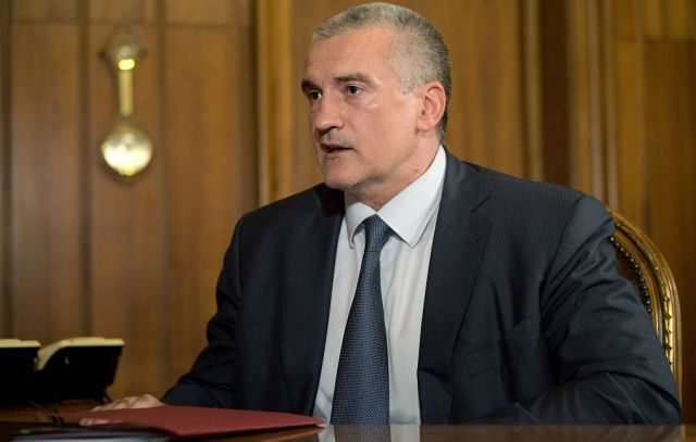 Глава Крыма пригласил Зеленского посетить полуостров