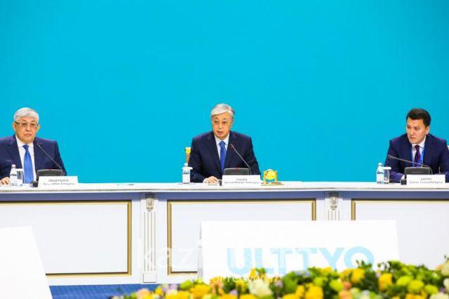 Касым-Жомарт Токаев: Наша главная цель остается неизменной - устойчивость государственности
