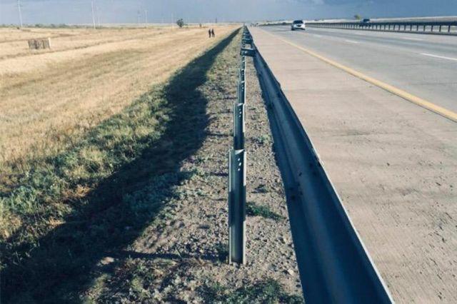35 км линий электропередач украдено на автодороге «Алматы-Хоргос»