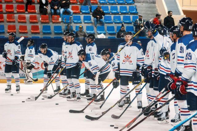 «Взрослая» хоккейная команда «Актобе» дебютировала в чемпионате РК с победы