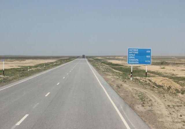 В страшной аварии под Шымкентом погибли три узбекистанца