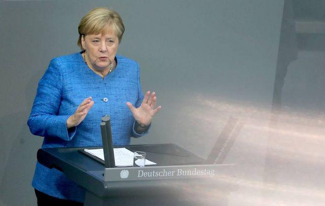 Меркель заявила, что США больше не играют роль защитника Европы
