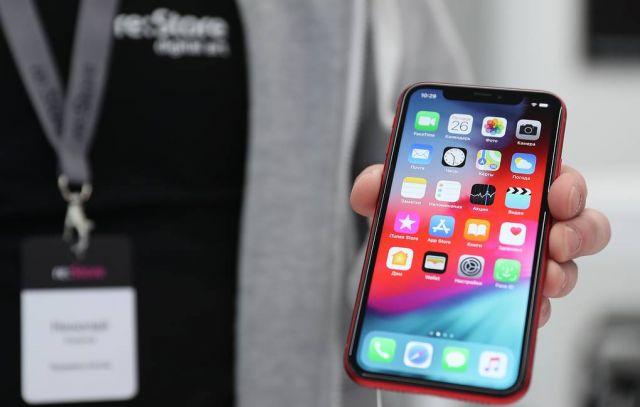 Цены на прежние iPhone упали после презентации новых моделей от Apple