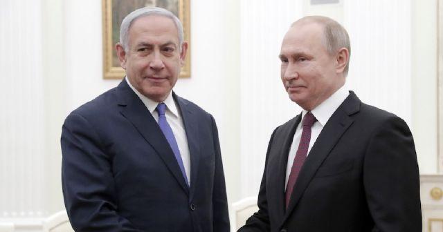 Нетаньяху: Дружба с Путиным предотвратила конфликт в Сирии