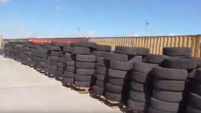 Более 50 тонн опасных отходов хотели незаконно ввезти в Алматы