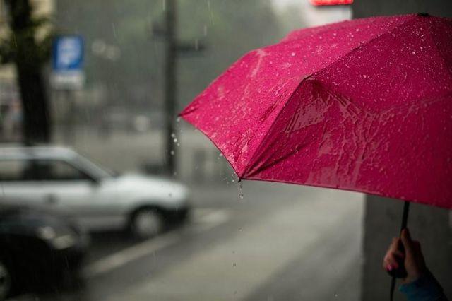 Дождливая и ветреная погода  ожидается на большей части Казахстана 18 сентября