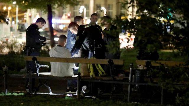 Беженцы организовали центр наркоторговли и насилия в парке Лейпцига