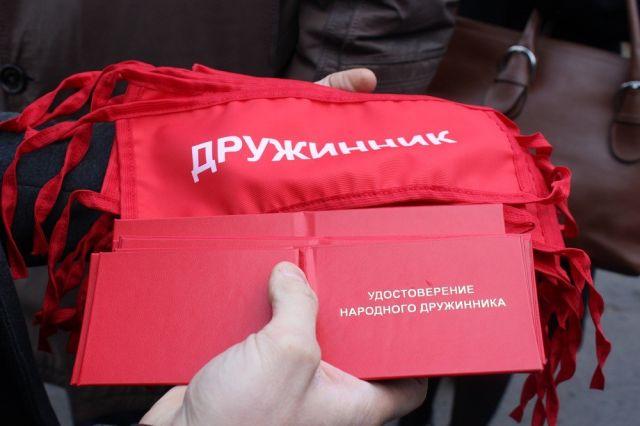 В Актюбинской области с правонарушителями хотят бороться с помощью народных дружин