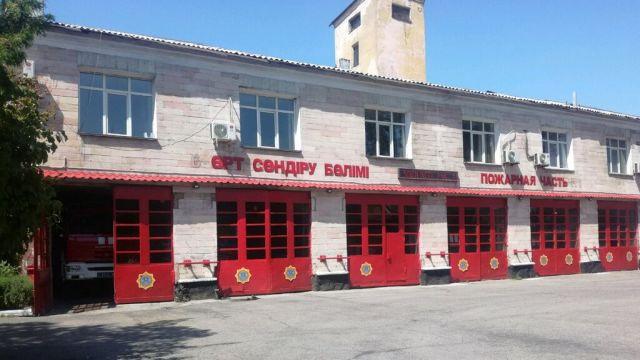 В Казахстане не хватает пожарных